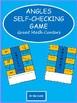 Geometry Bundle Self Checking Activities