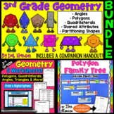 Geometry Bundle for 3rd Grade