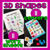 Geometry Centers - 3D Shapes