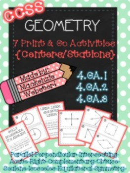 Geometry Centers/Stations