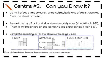 Geometry Centres for Grade 6