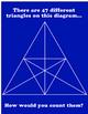 Geometry Challenge: Big Triangle Scavenger Hunt