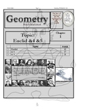 Geometry - Chapter#1