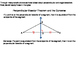 Geometry Chapter 5 - Relationships in Triangles