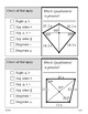 Geometry - Circles and Polygons Warm-ups