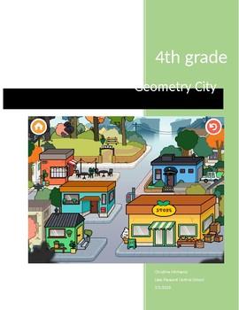 Geometry City