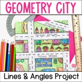 Geometry Project Angles and Lines