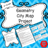Geometry City Map Project