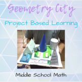 Geometry City: Volume of 3D Shapes | Middle School Math