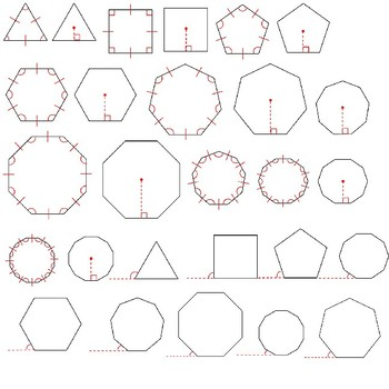 Geometry Clip Art
