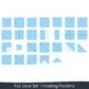 Geometry Clip Art: 7 Quadrilaterals – Commercial