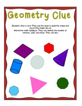 Geometry Clue