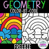 Geometry Color by Code FREEBIE