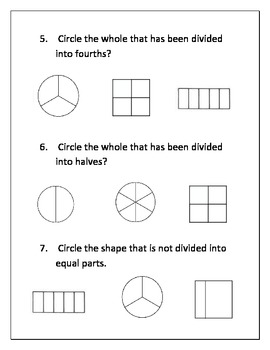 Geometry Common Core 2nd Grade