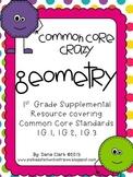 Geometry Common Core Crazy