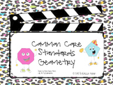 Geometry Common Core Standards & Posters