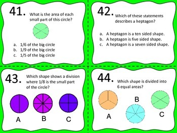 Geometry--Common Core--Third Grade
