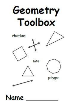 Geometry Common Core Toolbox