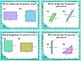 Geometry - Comparing Area and Perimeter Task Cards