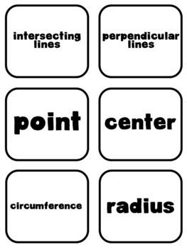 Geometry Concentration Game