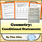 Geometry: Conditional Statements