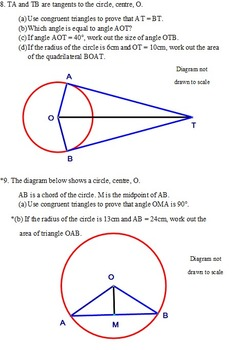 Geometry Congruent Triangles with Assessment and solutions