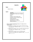 Geometry: Create and Sort Shapes