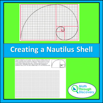 Geometry:  Creating the Nautilus Shell