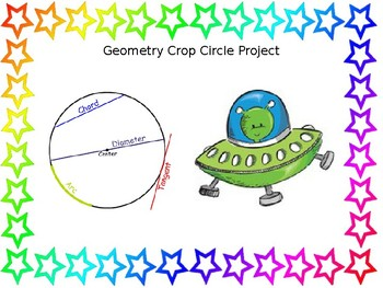 Geometry Crop Circle Project