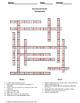 Geometry Crossword Puzzle: Transversals