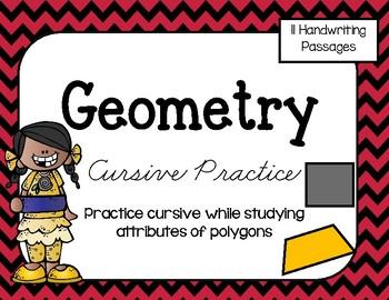 Geometry Cursive
