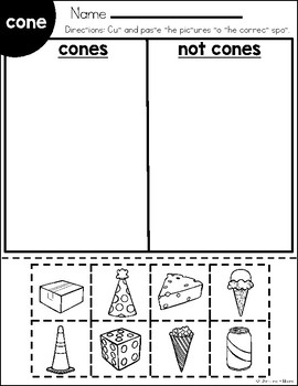Geometry Cut and Sort Bundle