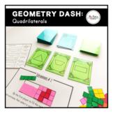 Geometry Dash: Quadrilaterals