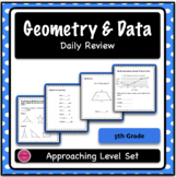 Geometry & Data Daily Spiral Review - Approaching Level Set