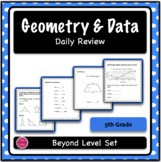 Geometry & Data Daily Spiral Review - Beyond Level Set