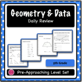 Geometry & Data Daily Spiral Review - Pre-Approaching Level Set