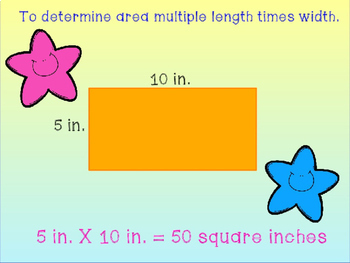 Area of Irregular Shapes : Area and Perimeter of Polygons Power Point