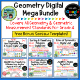 Geometry Digital Bundle: Geometry and Geometric Measuremen