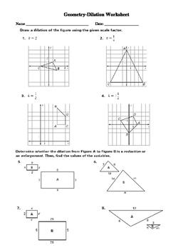 Geometry Dilation