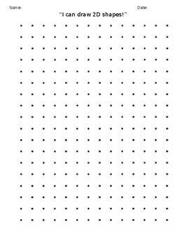 Geometry Dot Paper
