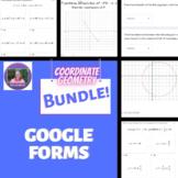 Geometry:  ENTIRE Unit Coordinate Geometry Mini Formative