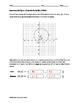 Geometry EOC Quiz - Circle Similarity BUNDLE