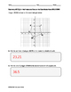 Geometry EOC Quiz - Perimeter and Area on the Coordinate Plane BUNDLE