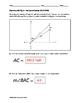 Geometry EOC Quiz - The Law of Cosines BUNDLE