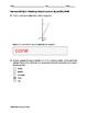 Geometry EOC Quiz - Visualizing Three-Dimensional Figures BUNDLE
