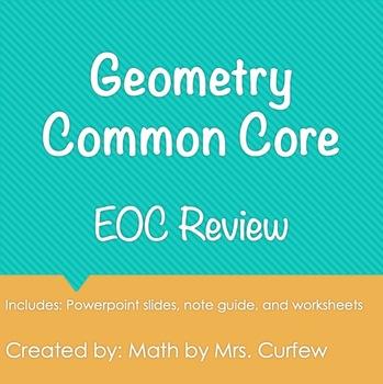 Geometry EOC Review