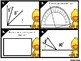 Geometry Easter Egg Hunt {protractor, symmetry, comp. sup. angles}