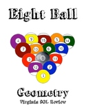Geometry Eight Ball Review Packet   Virginia SOL