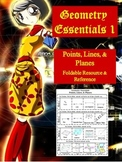 Geometry Essentials 1 - Points, Lines and Planes