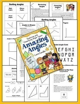 Geometry Activities Bundle